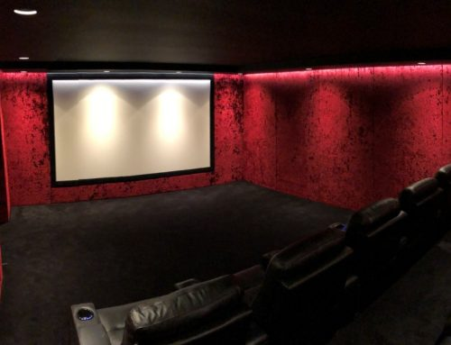 Basement Home Cinema Radlett