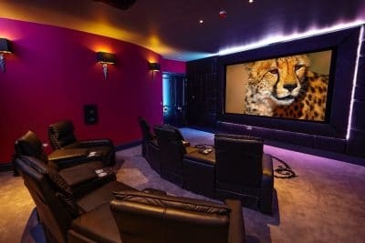 Bespoke Home Cinema Essex