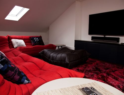 Multi Media Room London