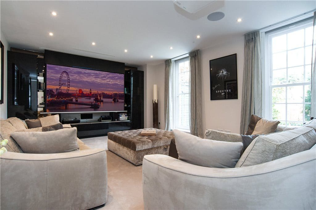 Smart Home Cinema St Johns Wood North London