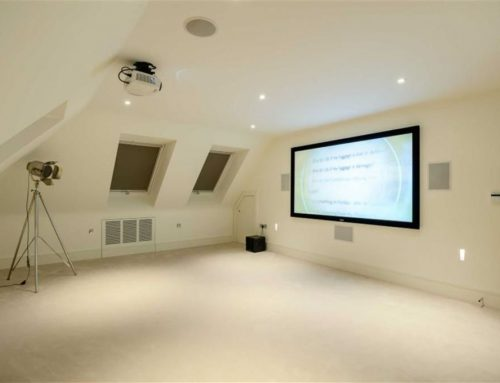 Loft Home Cinema London